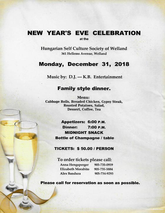 New Year's 2018 Anci